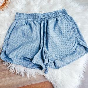 Joe Fresh drawstring shorts